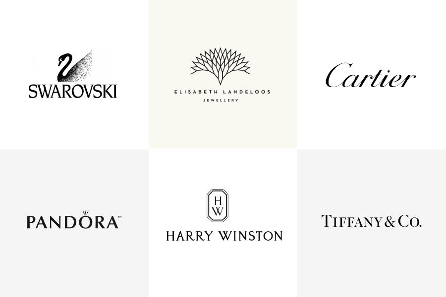 Логотипы ювелирных компаний