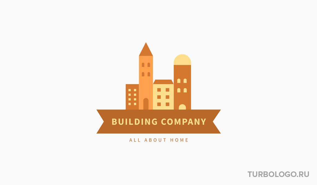 Строительный логотип