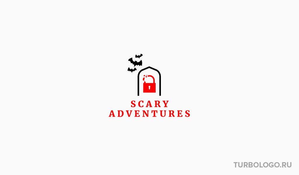 Логотип для квест комнаты