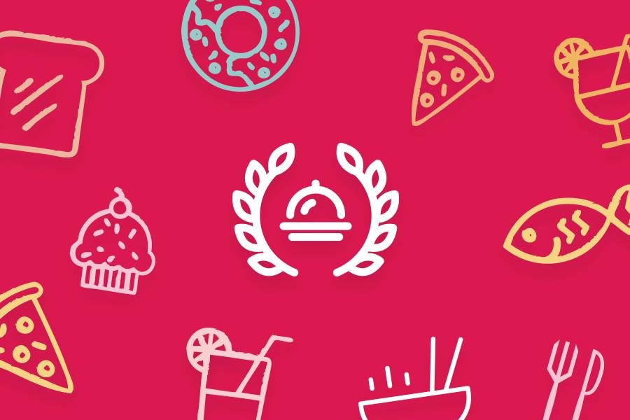 подбор иконки для логотипа ресторана
