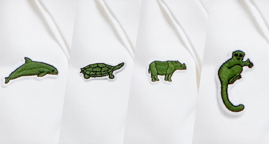 Lacoste логотипы