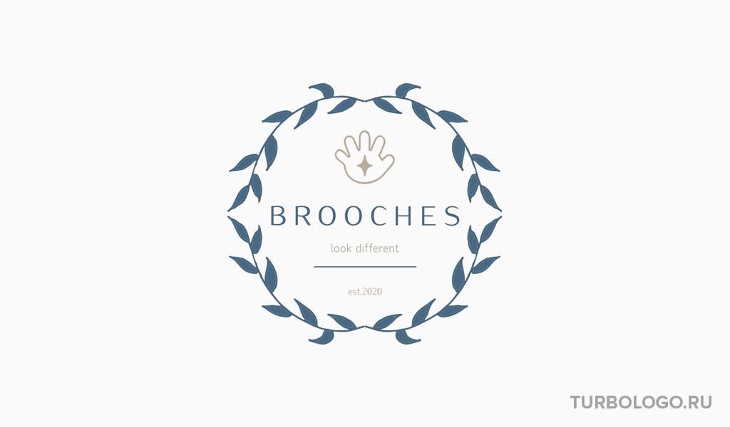 Логотип handmade