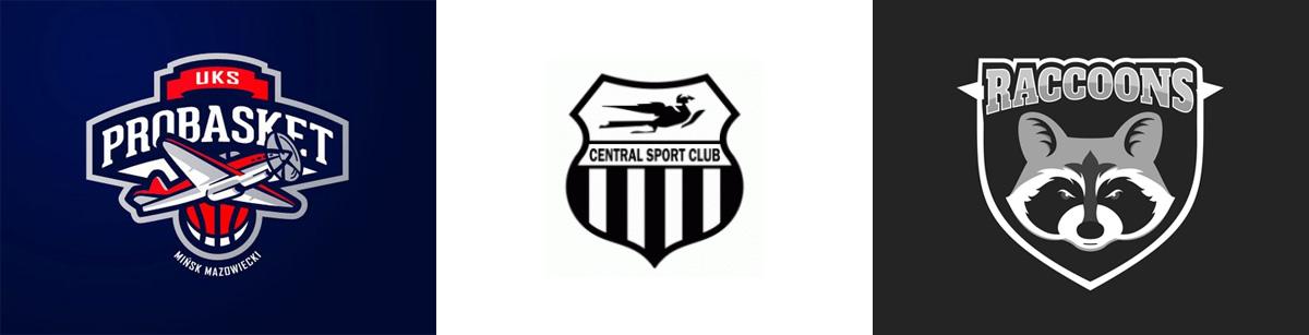 Эмблемы спортивных клубов