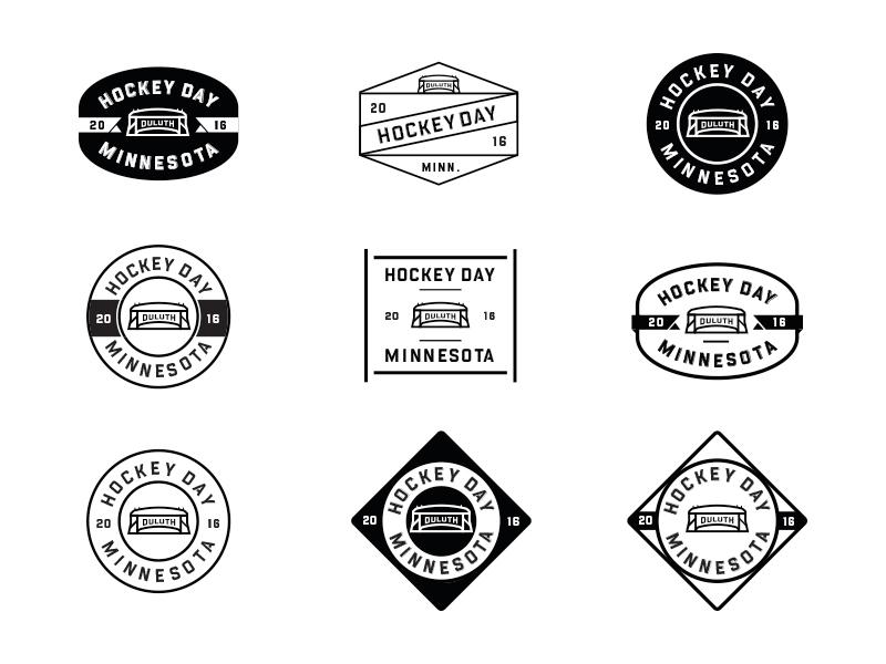 Формы логотипов