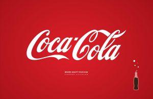 Брендбук Coca-cola
