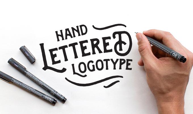Как нарисовать логотип