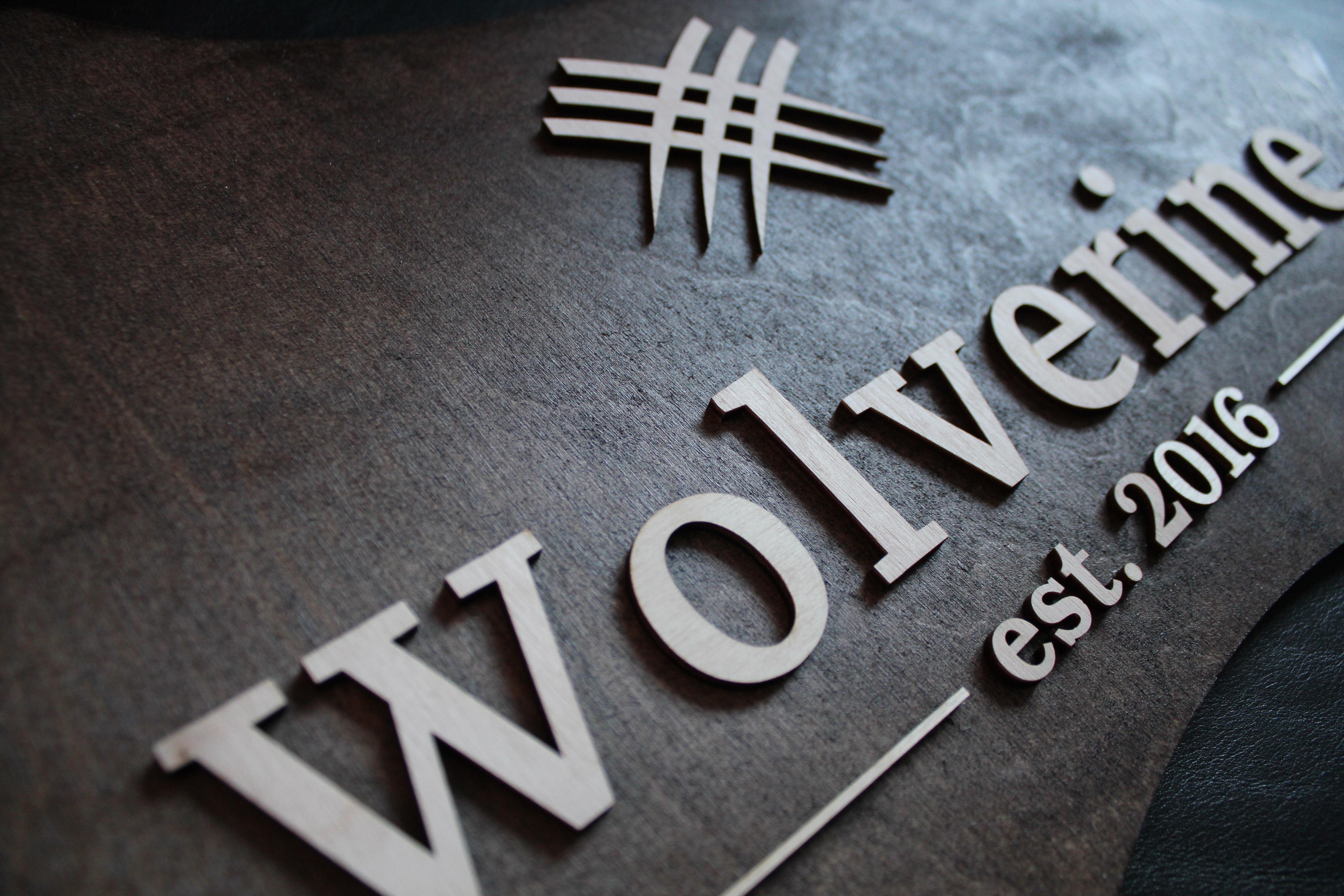wolverine handmade логотип
