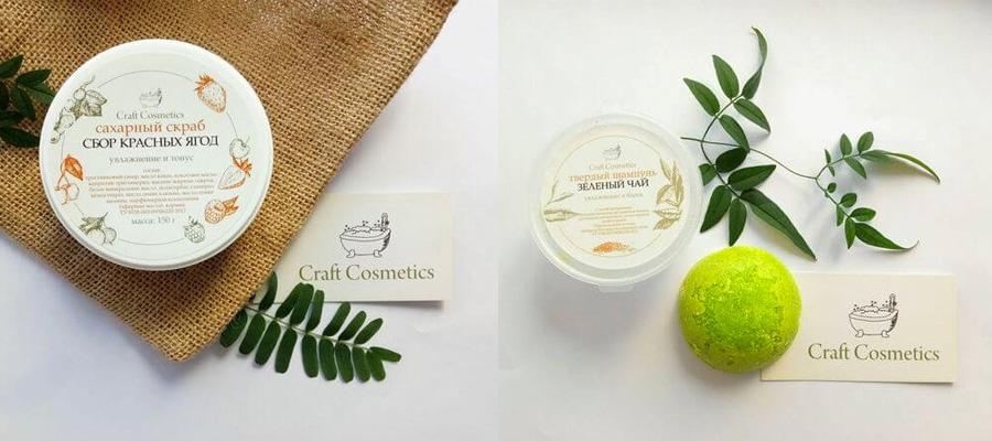 craft cosmetics лого