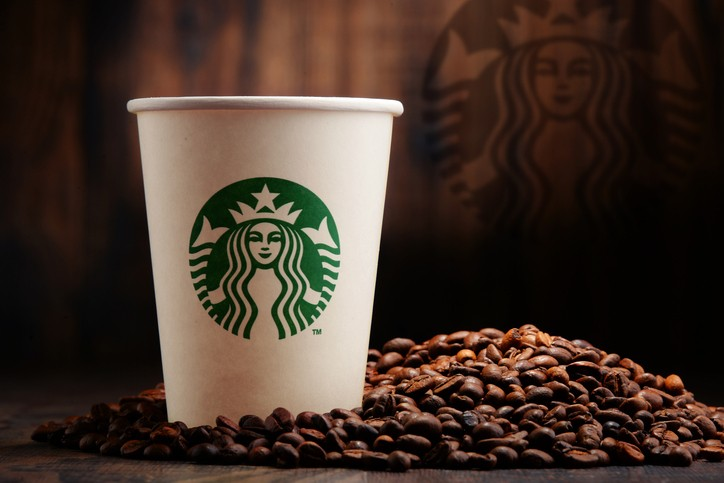 Starbucks стакан