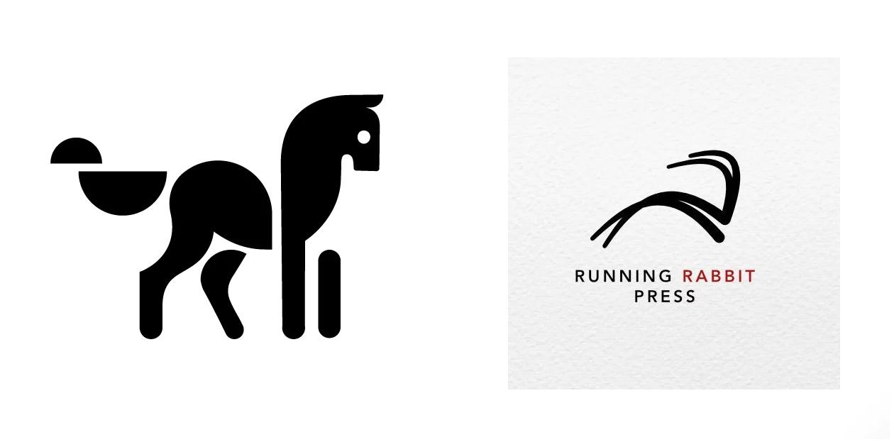 Креативные логотипы 2019