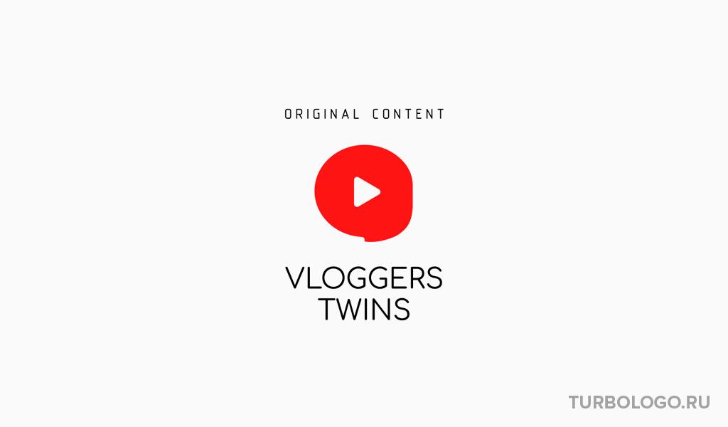Логотип для канала YouTube