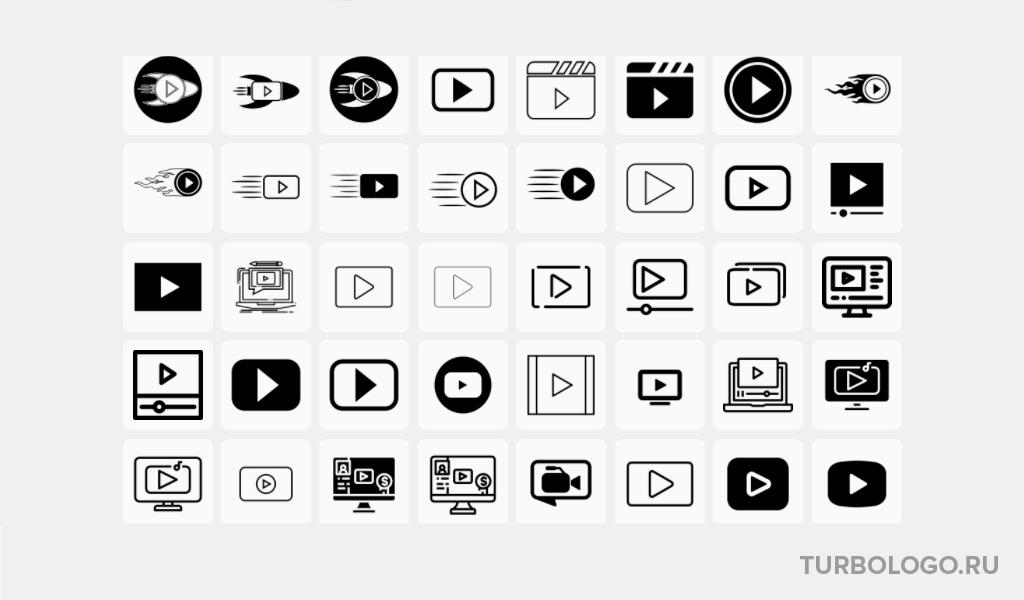 Иконки для Youtube