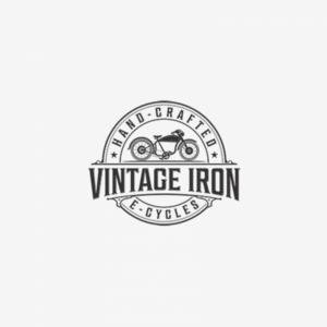 Vintage iron