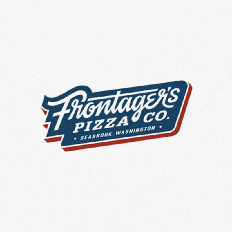 Frontage's pizza