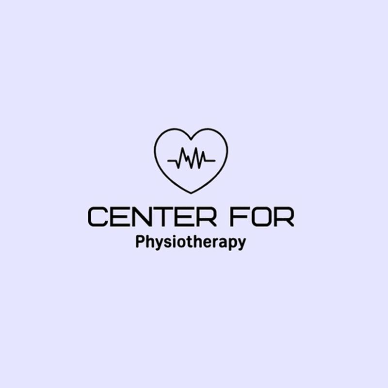 Center fof physiotherapy logotipe