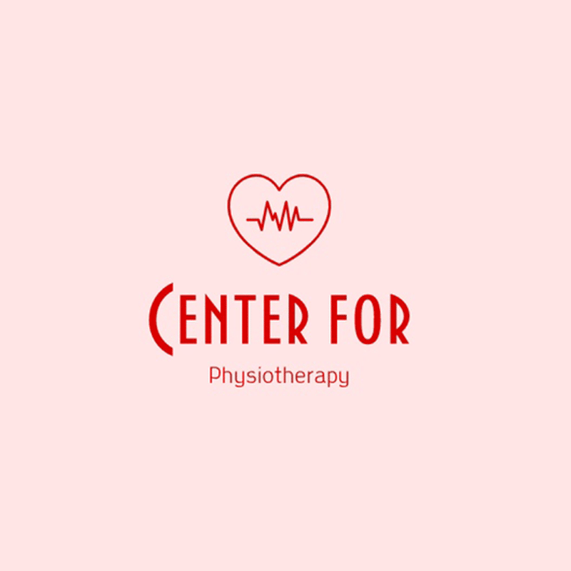 Center fof physiotherapy logo