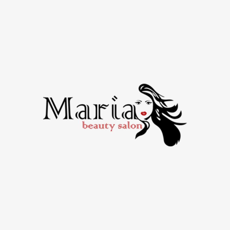Логотип Maria