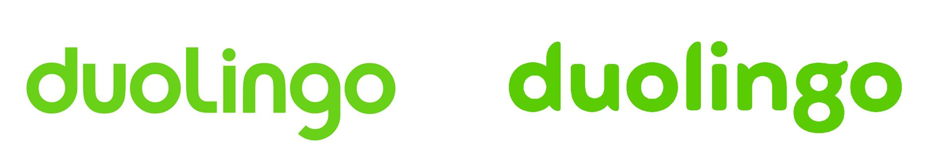 Изменение логотипа Duolingo