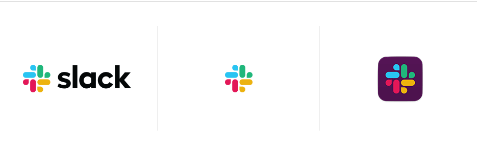 Логотипы slack