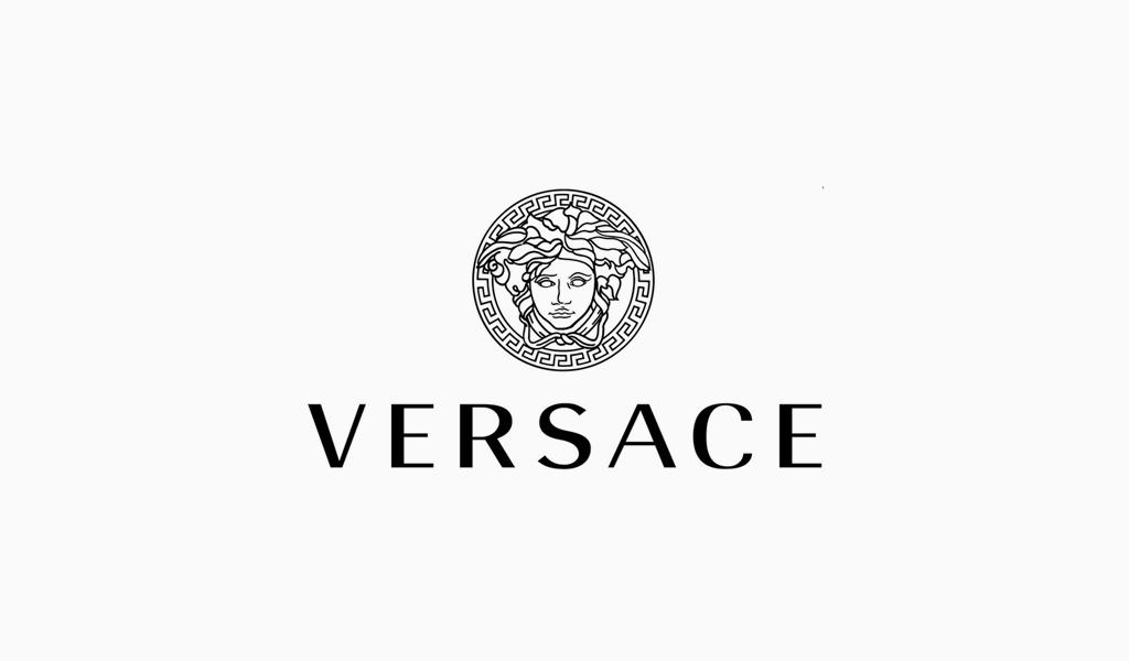 Логотип Версаче