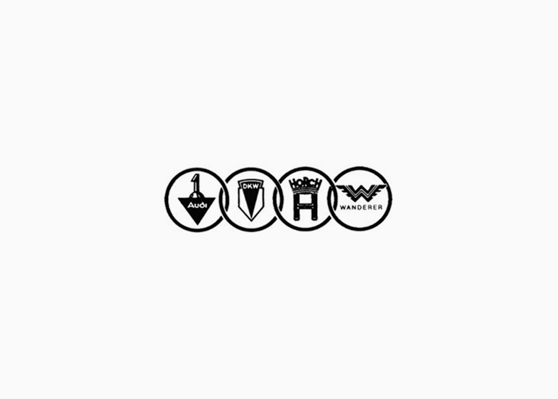 Логотип Ауди 1932