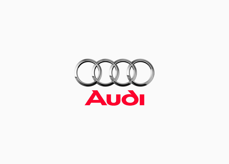 Логотип Ауди 1985
