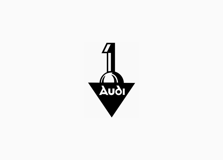 Логотип Ауди 1910