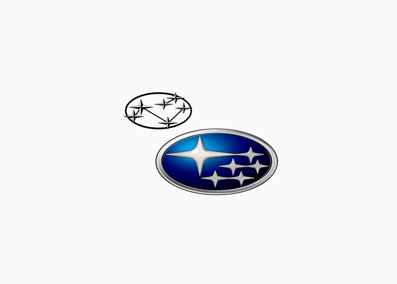 Логотип Субару