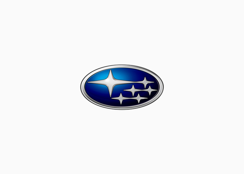 Логотип Субару 2003