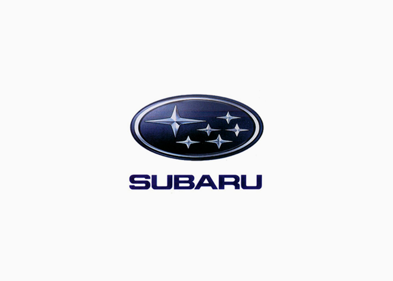 Логотип Субару 1980