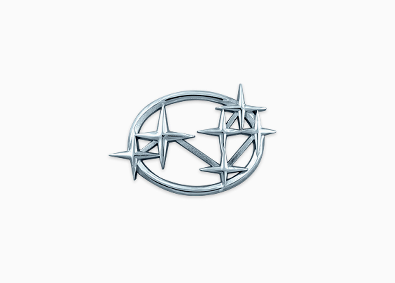 Логотип Субару 1953