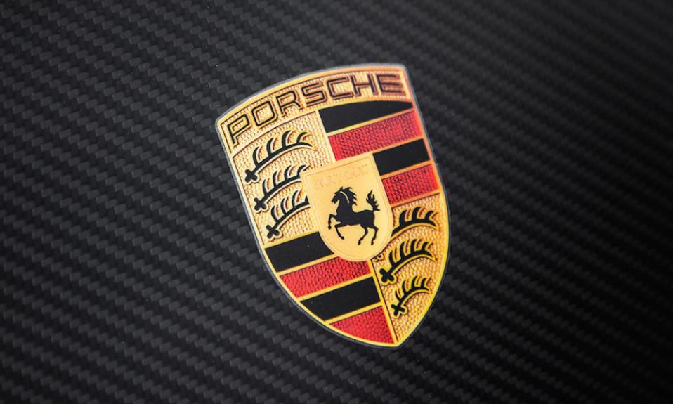 Porsche лого