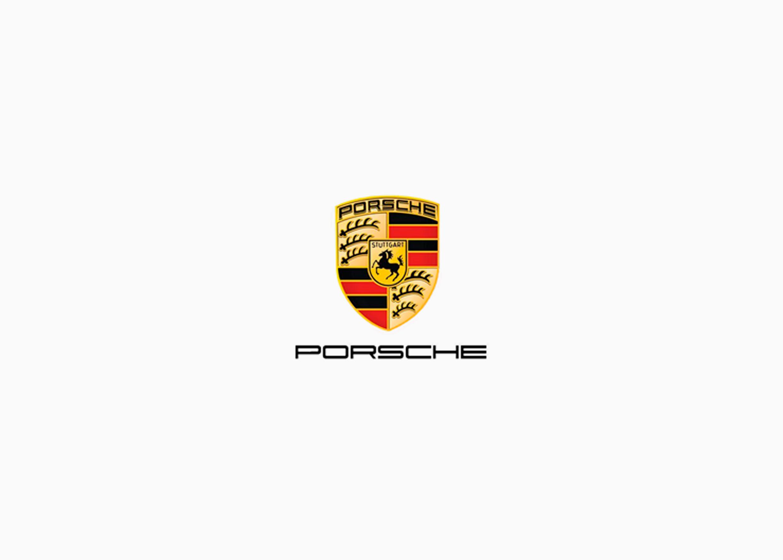 Логотип Порше 2008