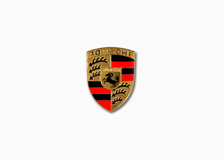 Логотип Порше 1963
