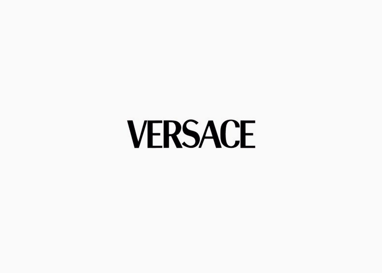 Логотип Версаче 1996