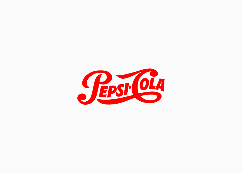 Логотип Пепси 1940