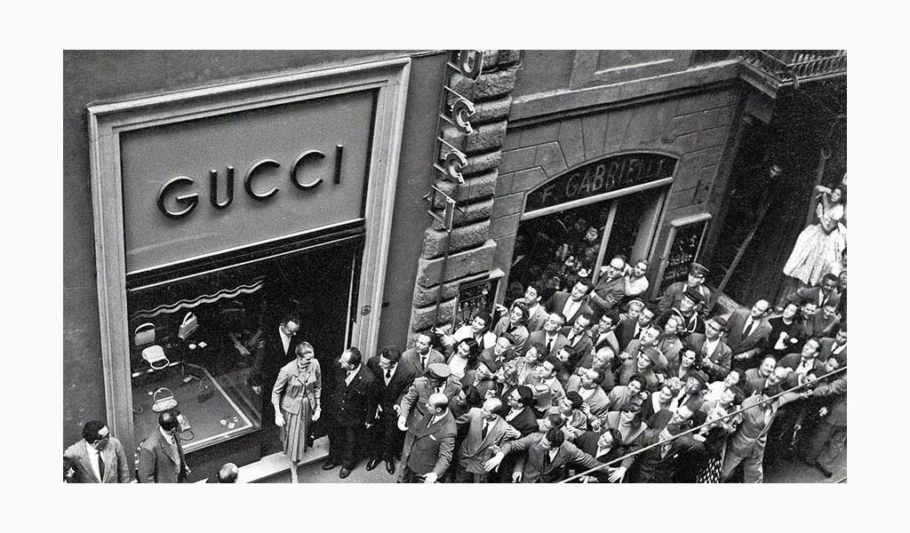 История бренда Гуччи
