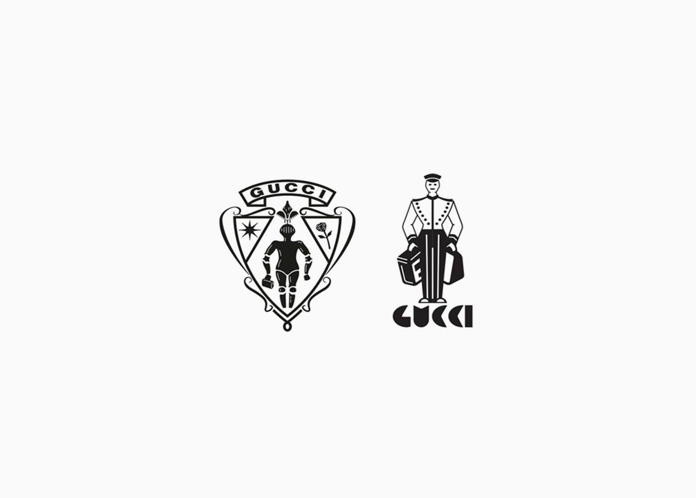 Логотип Гуччи старый