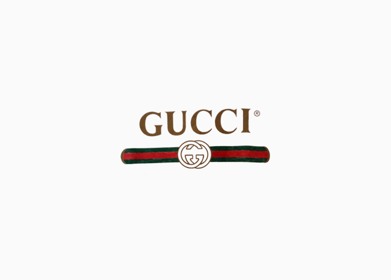 Логотип Гуччи 1970