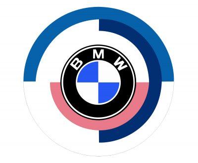 Логотип БМВ 1970