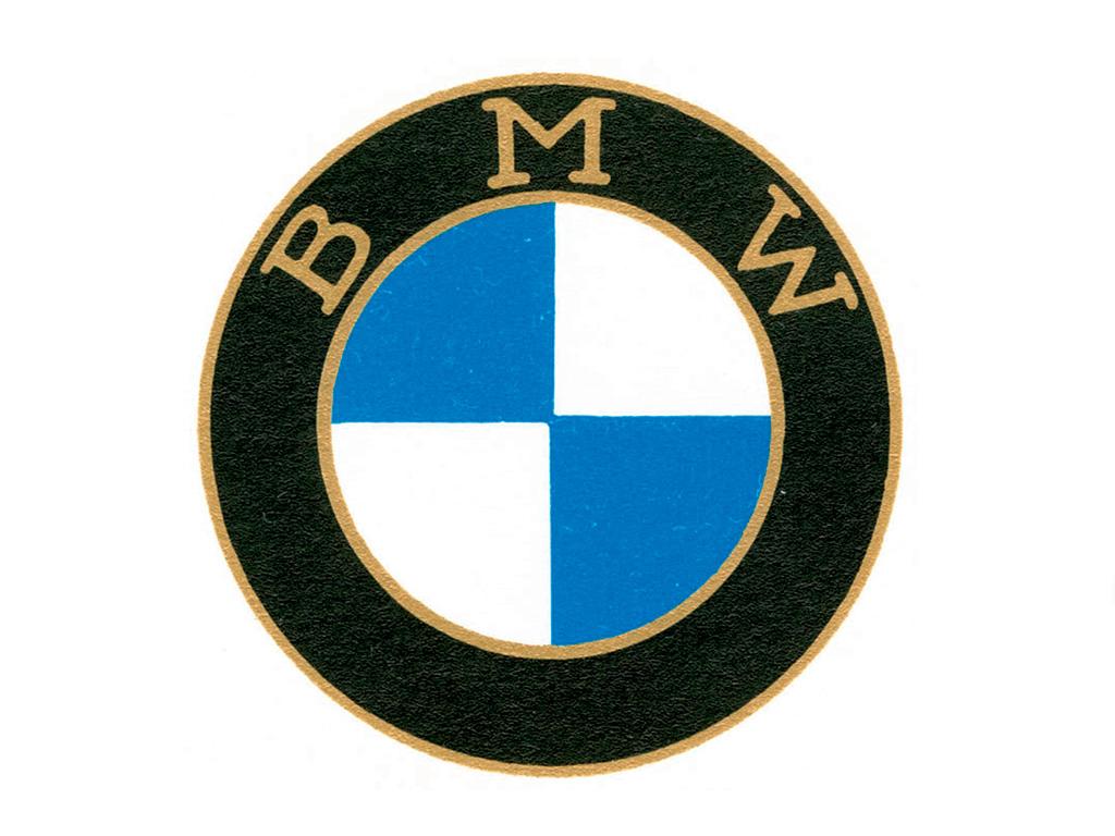 Логотип БМВ 1922