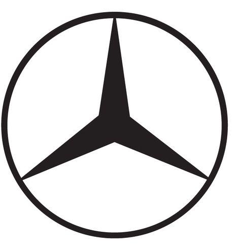 Логотип Мерседес 1933