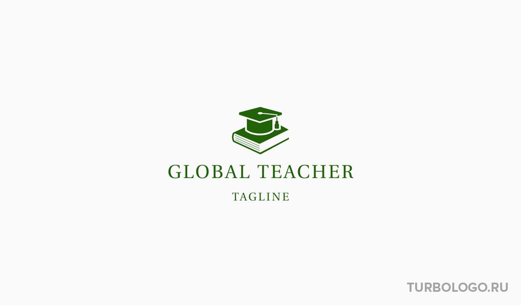 Логотип для школы