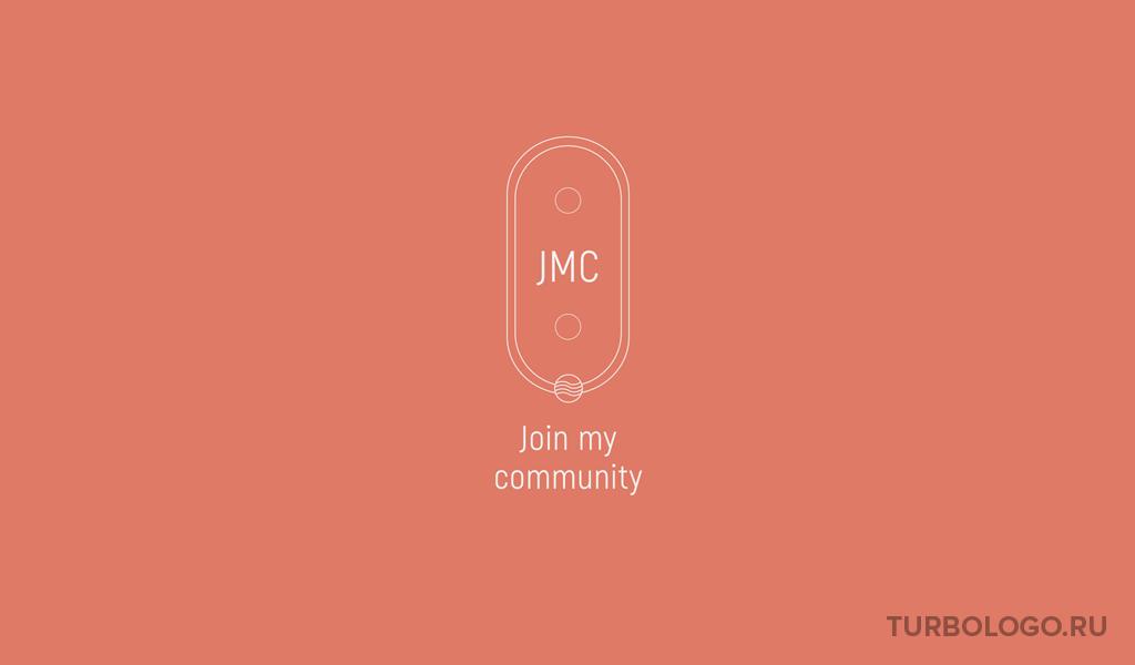 Логотип-монограмма JMC