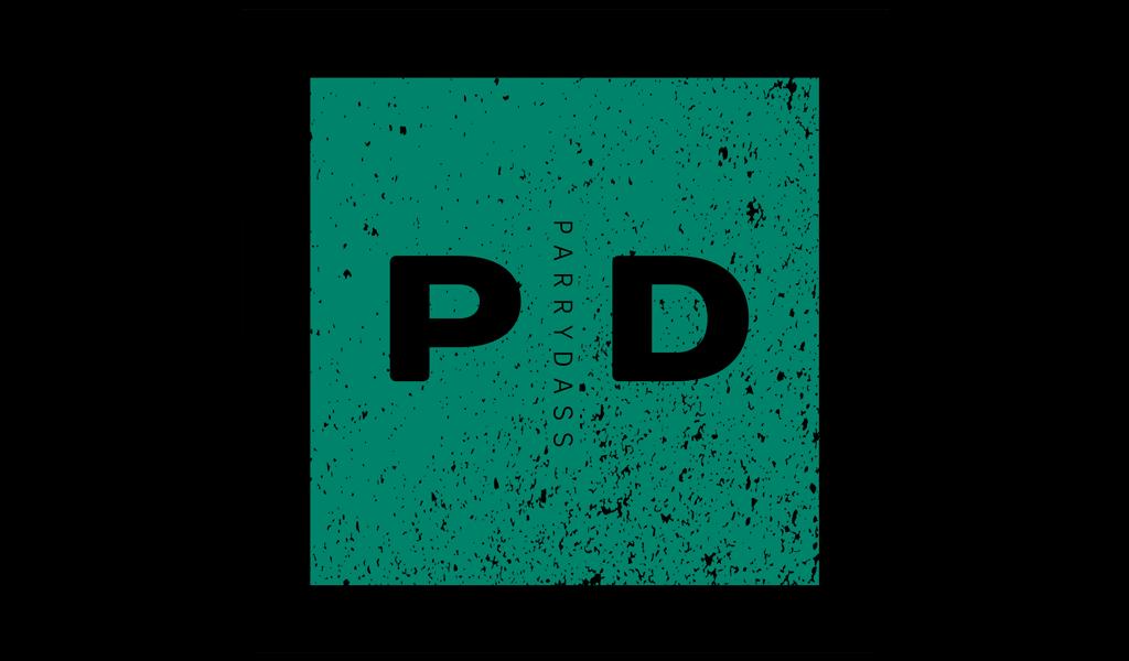 Логотип-монограмма PD