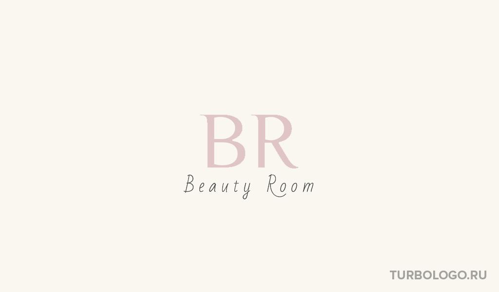 Логотип-монограмма BR