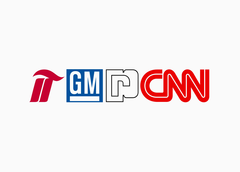Логотипы-монограммы