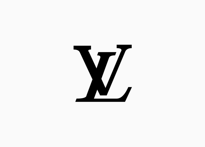 Логотип-монограмма LV
