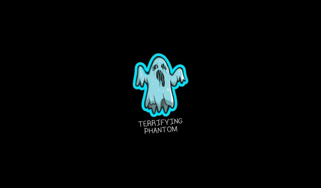 Логотип для команды КС ГО приведение