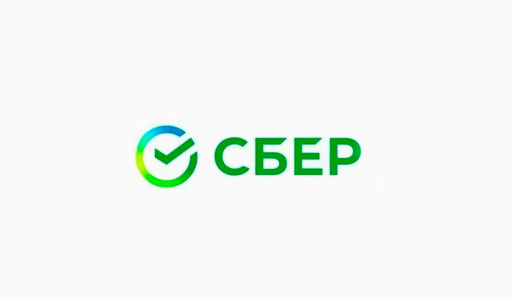 Логотип Сбер